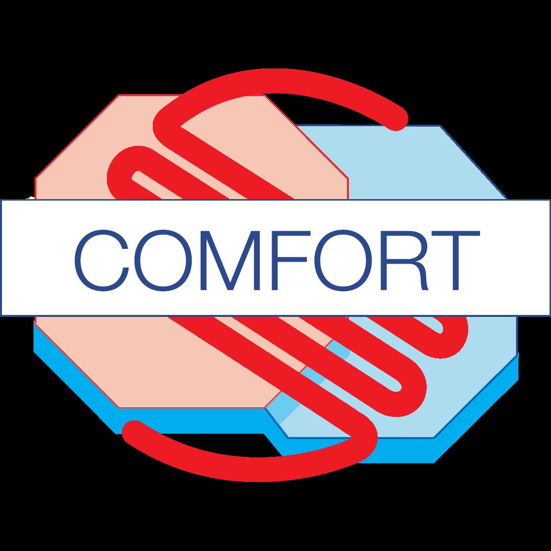 Vloerverwarming op netten | Vloerverwarmingssysteem Comfort